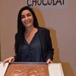 Wall of fame choco story Fatima Adoum